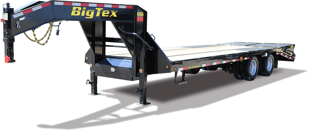 22GN Big Tex Gooseneck Trailer | SIS | Tifton, Moultrie, Thomasville