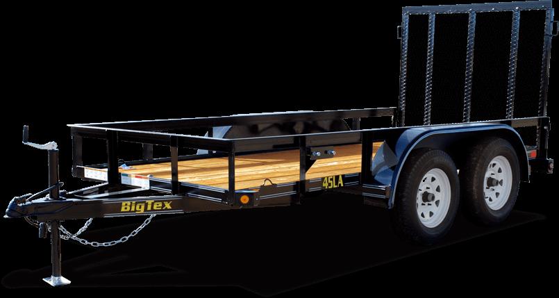 [DIAGRAM_38DE]  Iron Utility Trailer 45LA Big Tex Trailers | Yanmar Southern Sales & Rentals | Big Tex 50la Brake Wiring Diagram |  | Albany, Ga